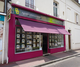 AGENCE IMMOBILIERE DESJARDINS
