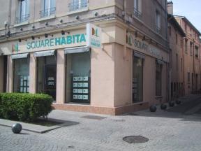 Square habitat - Neuville