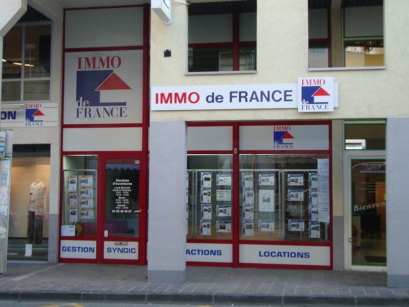 IMMO DE FRANCE AIN
