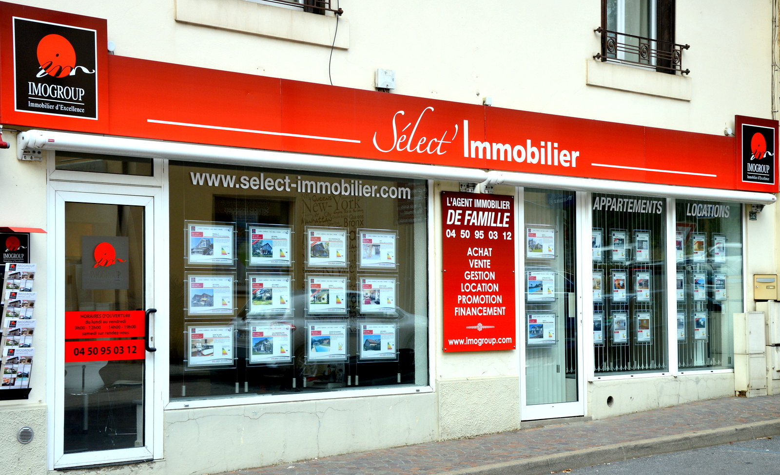 SELECT IMMOBILIER