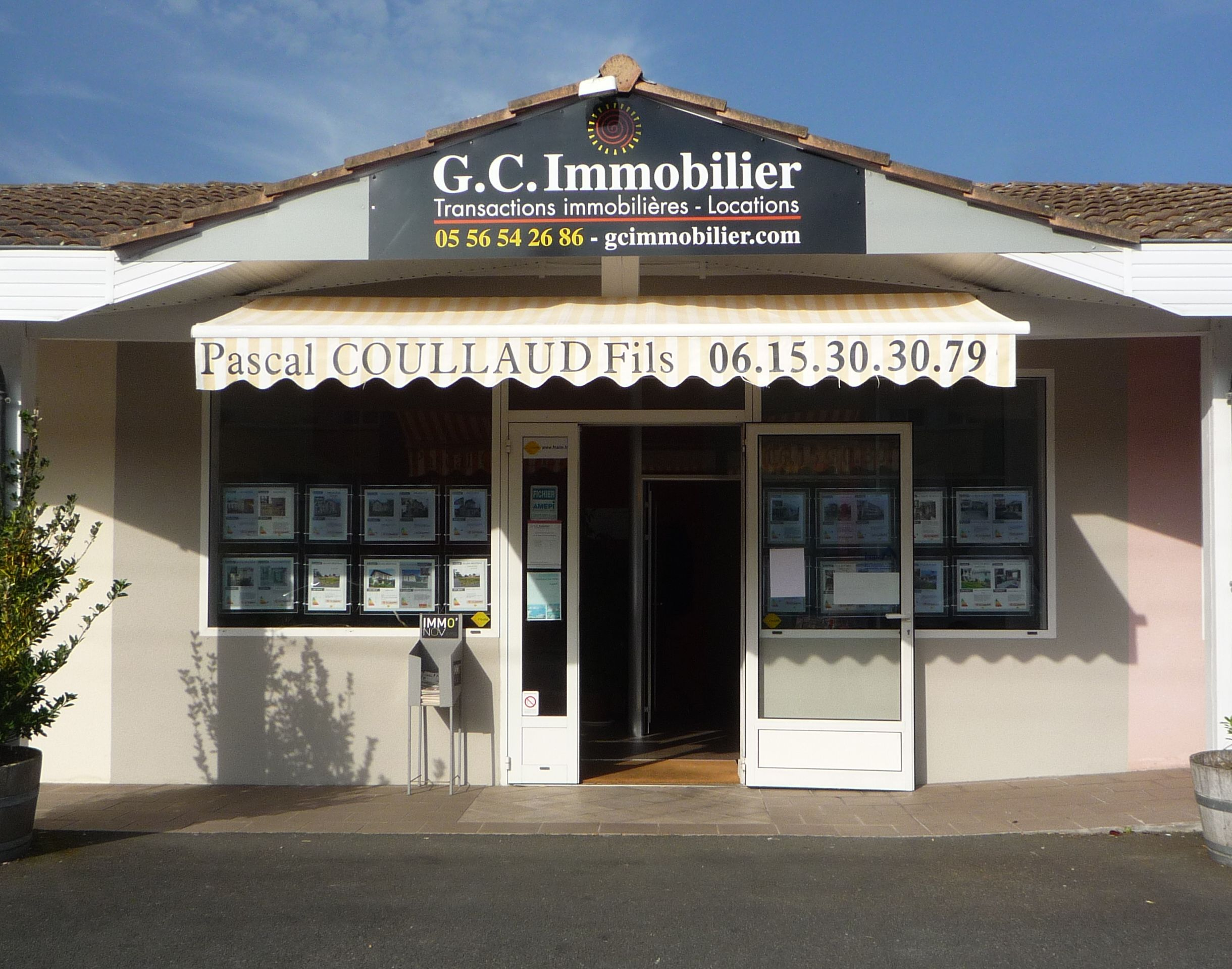 AGENCE GC IMMOBILIER