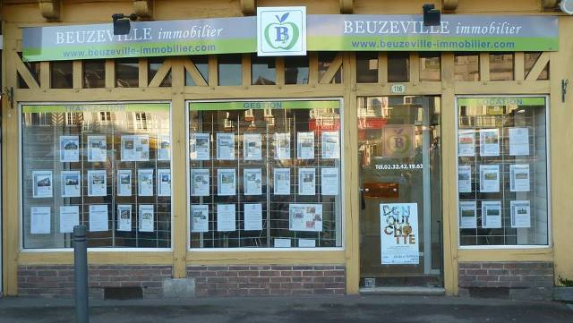 BEUZEVILLE IMMOBILIER