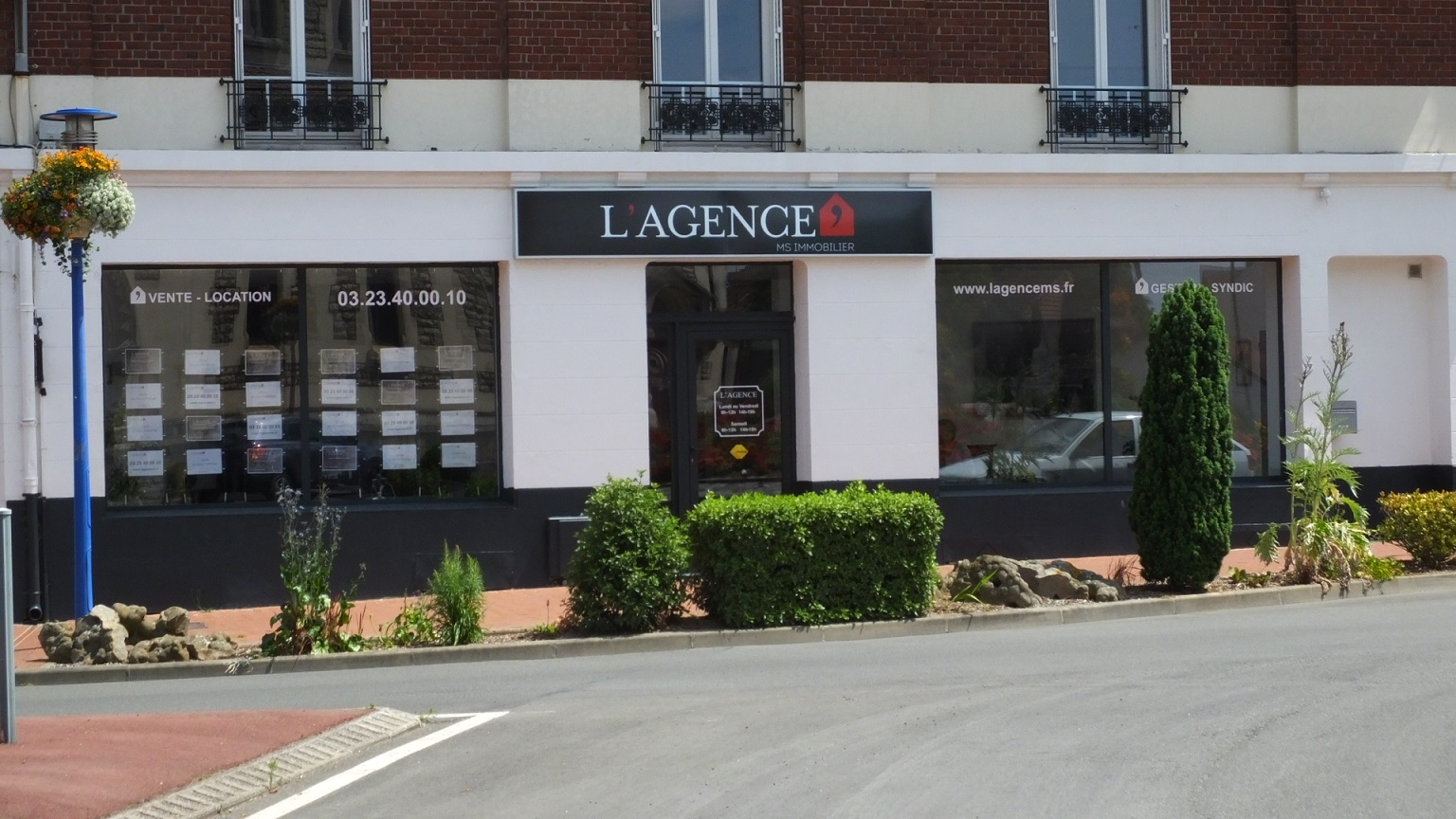 L AGENCE MS IMMOBILIER
