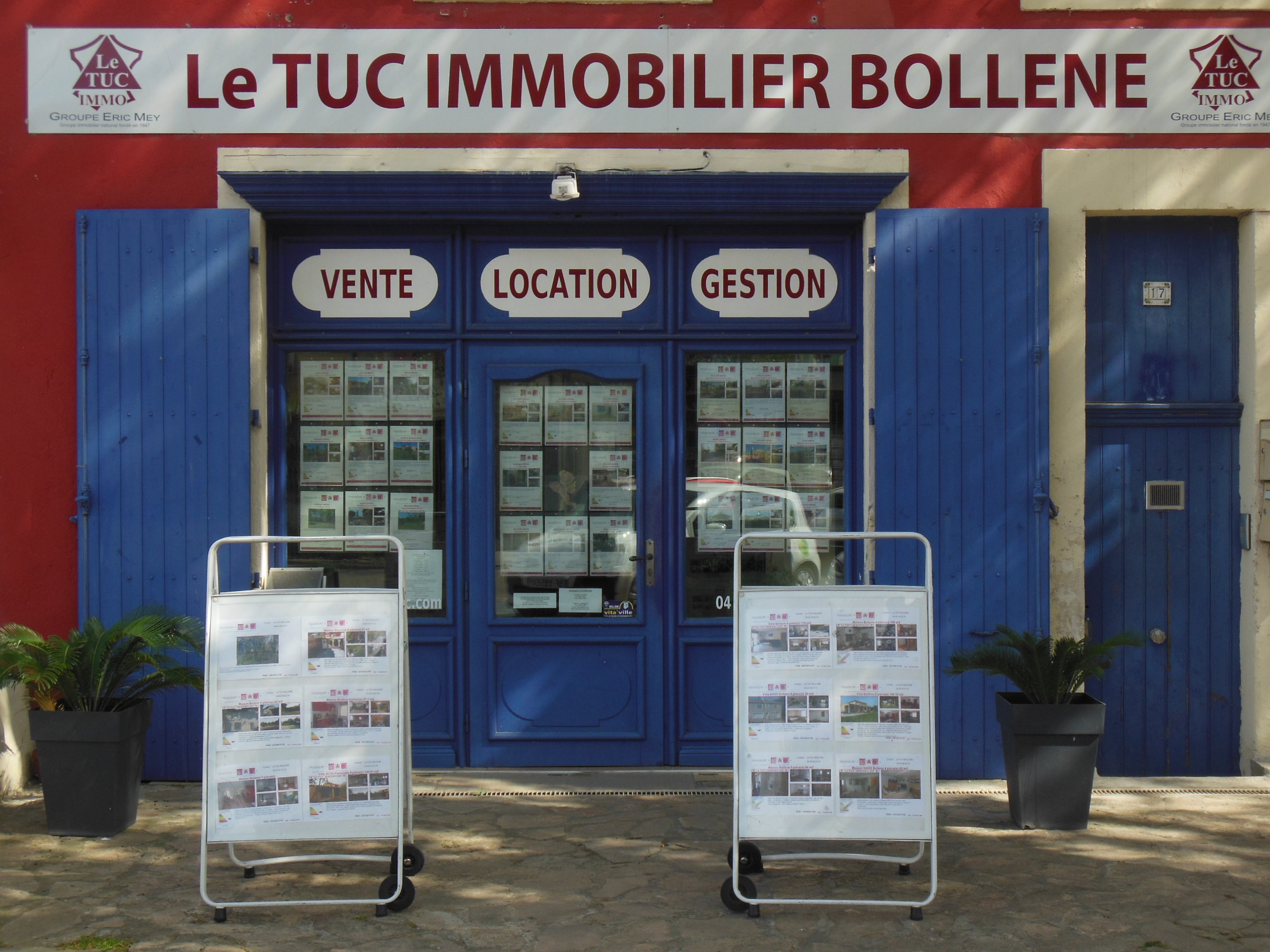 LETUC IMMOBILIER - SARL MUSCAST