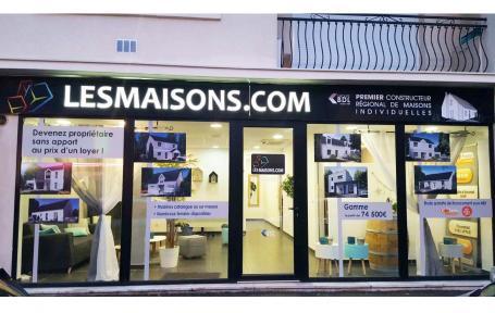 LES MAISONS.COM PONTAULT COMBAULT