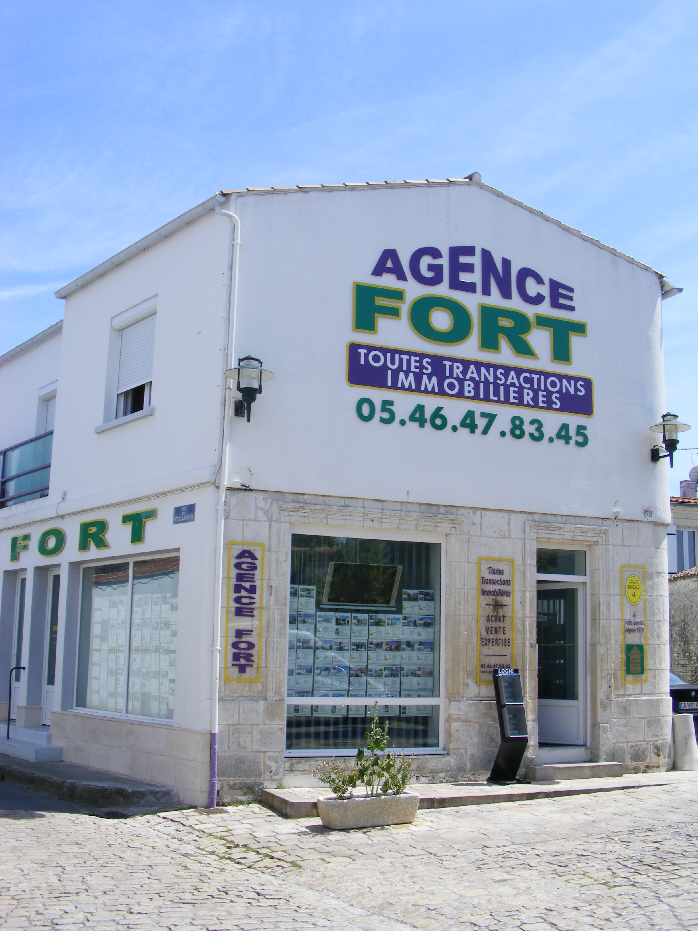 Agence Fort
