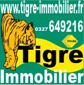 TIGRE IMMOBILIER MAUBEUGE