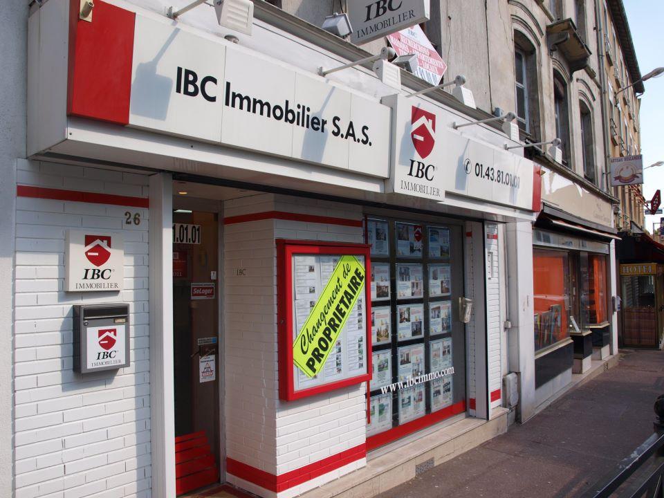IBC IMMOBILIER SAS