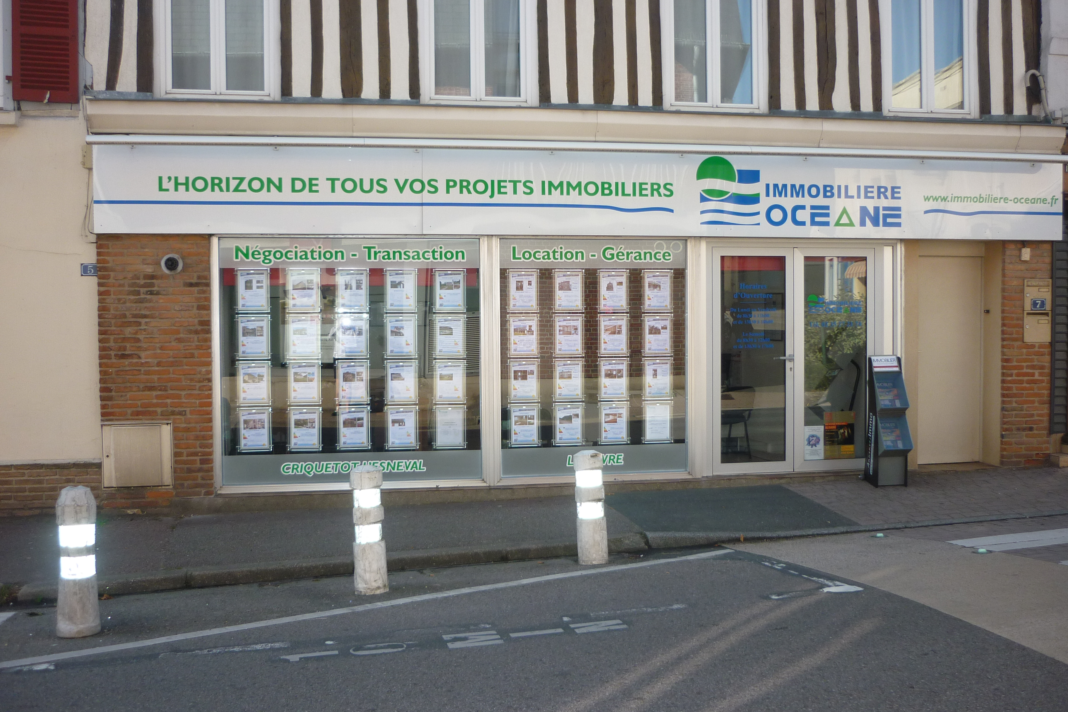 IMMOBILIERE OCEANE