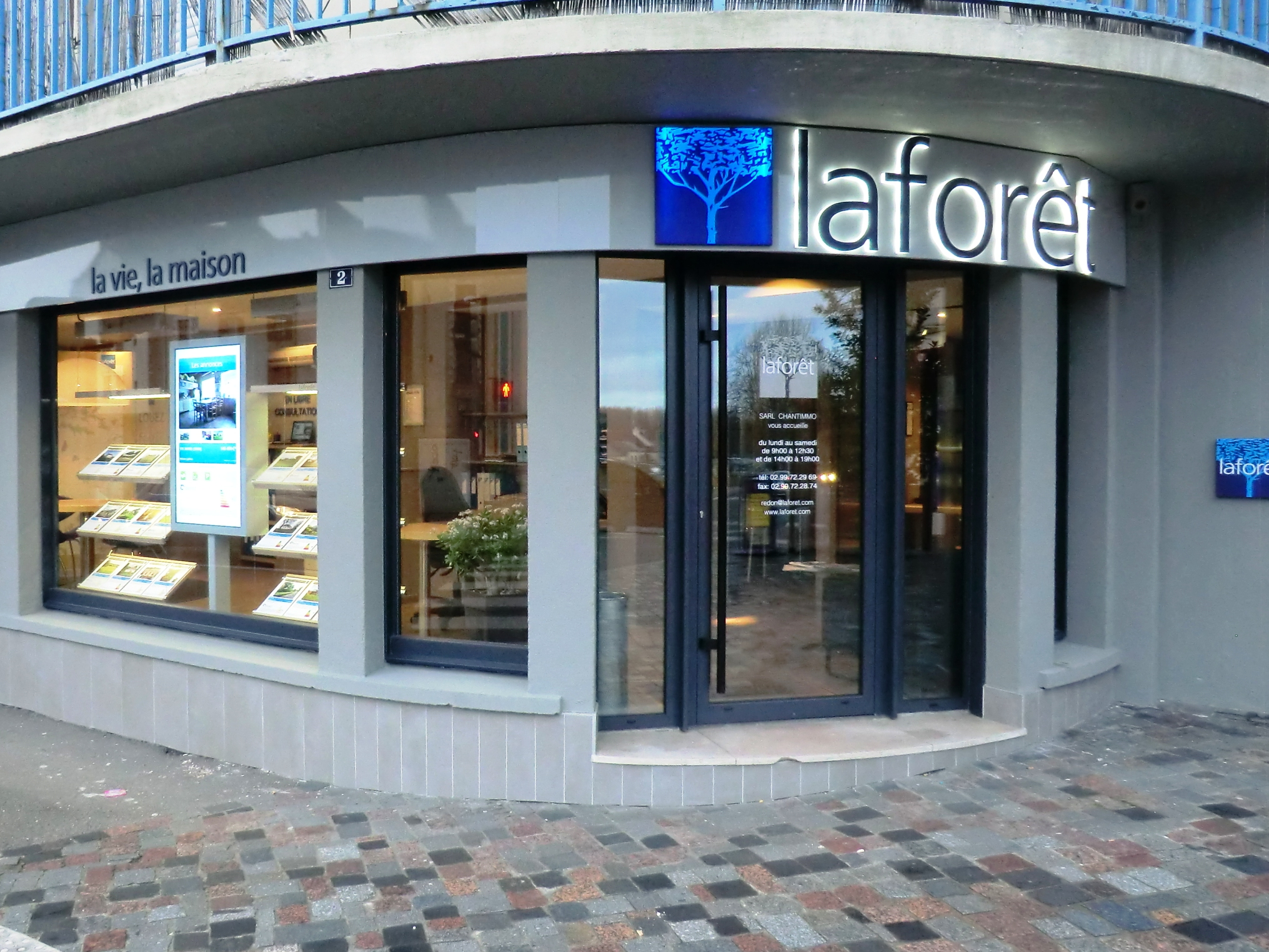 LAFORET IMMOBILIER REDON
