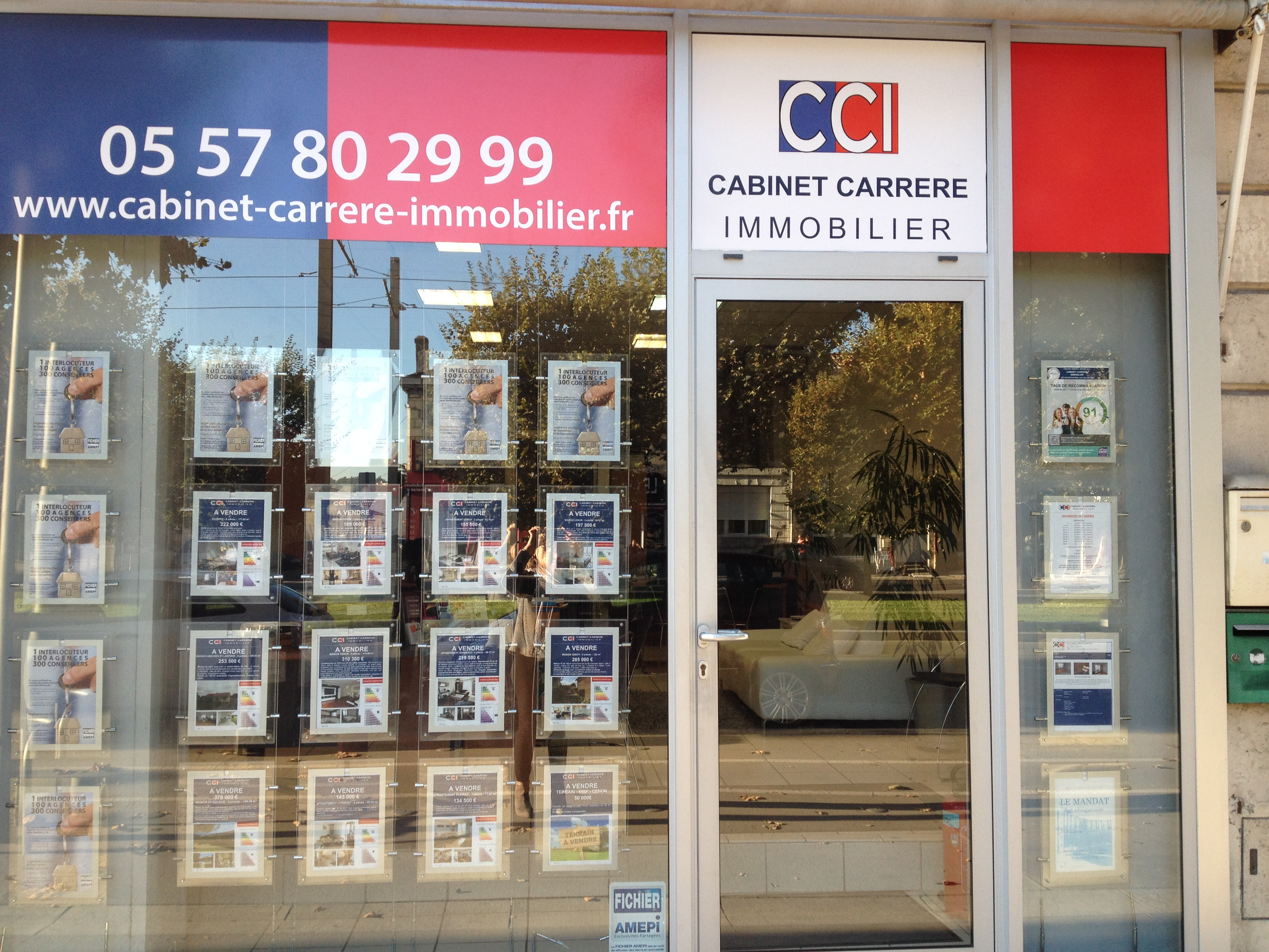 CABINET CARRERE IMMOBILIER