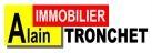 Agence immobilière TRONCHET ALAIN