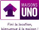 Agence immobilière MAISONS UNO