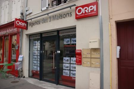 ORPI AGENCE DES 3 MAISONS