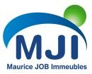 Agence immobilière MAURICE JOB IMMEUBLES