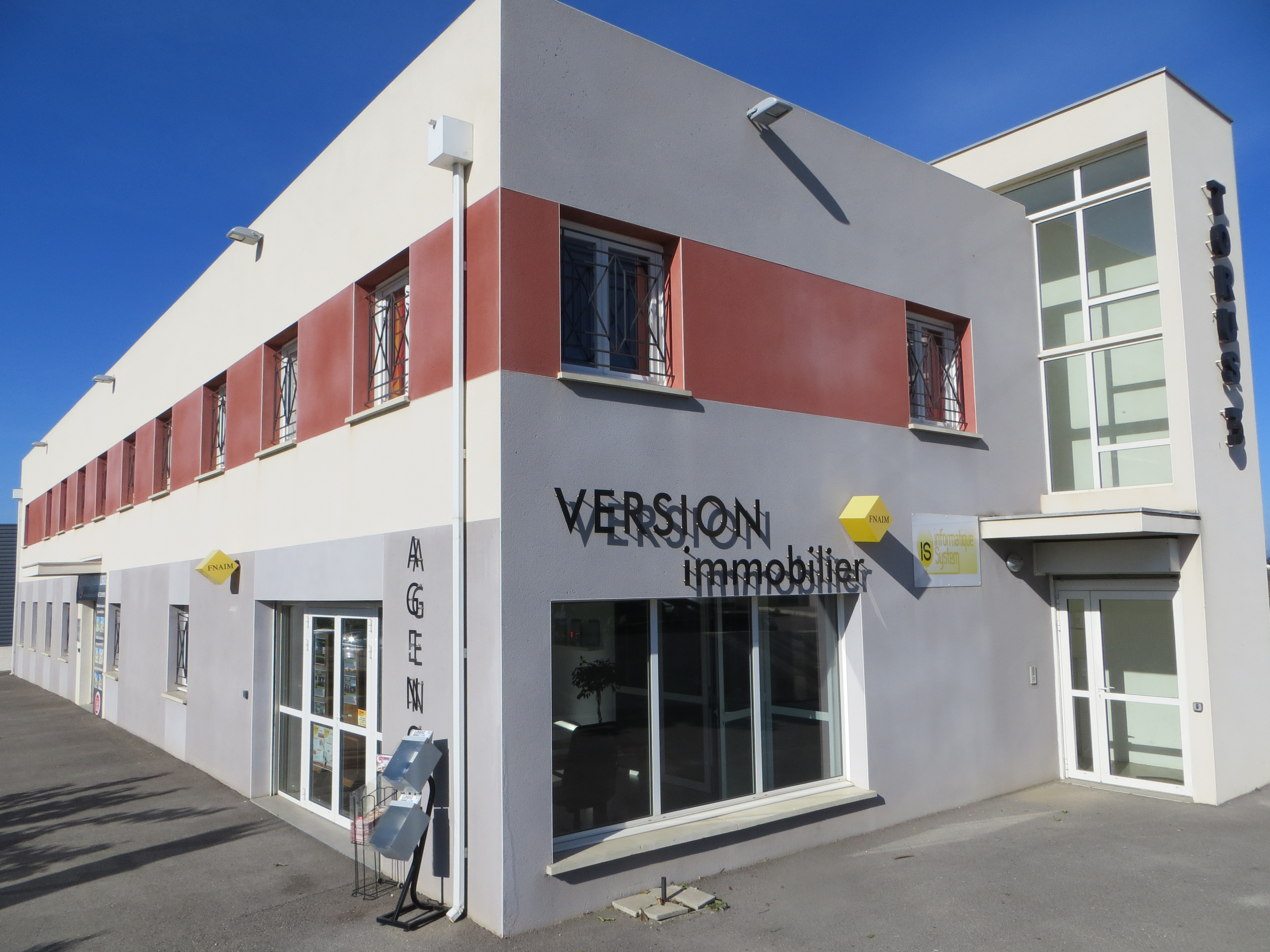 VERSION IMMOBILIER
