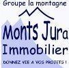 Agence immobilière MONTS JURA IMMOBILIER