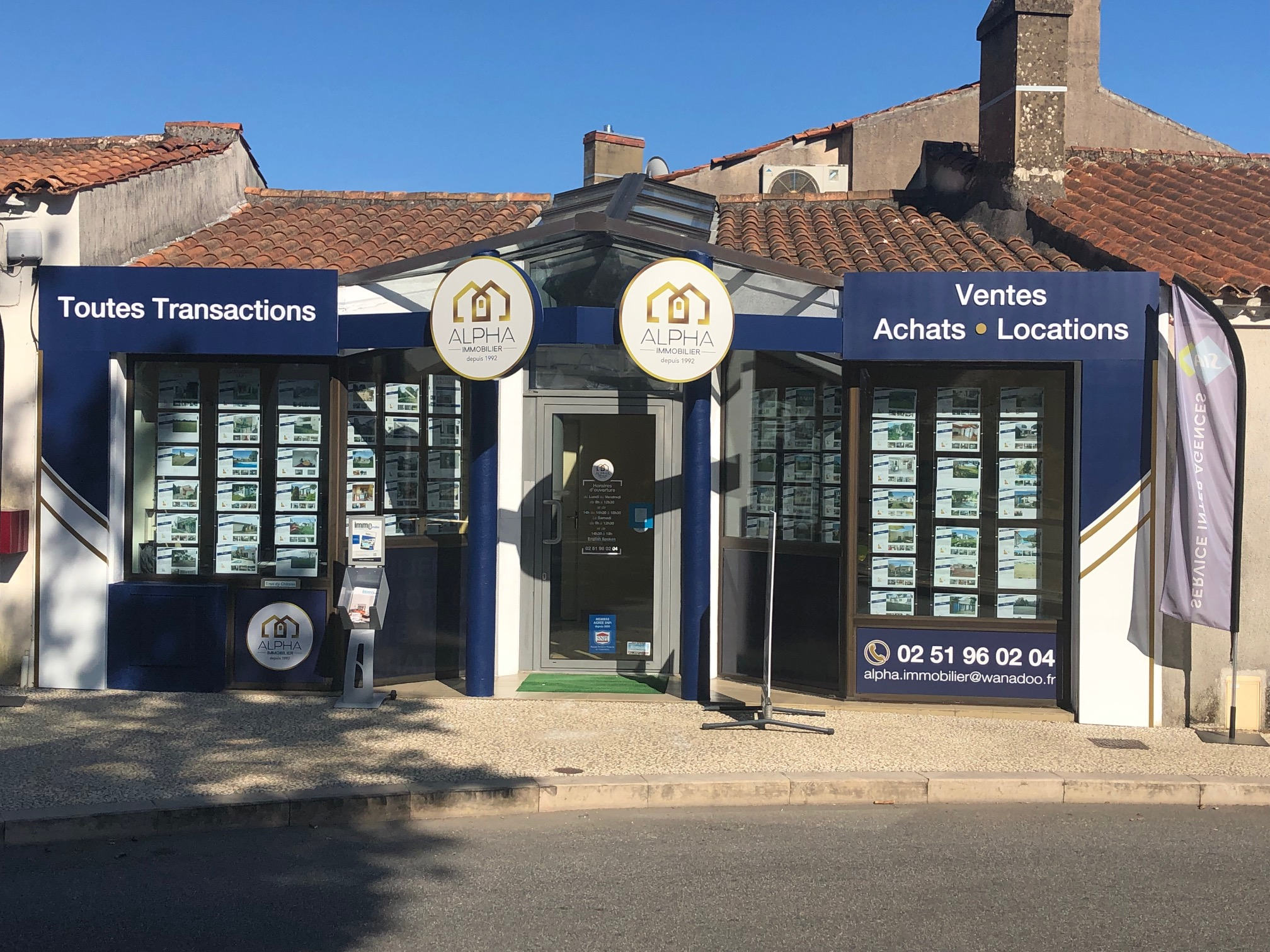 AGENCE ALPHA IMMOBILIER