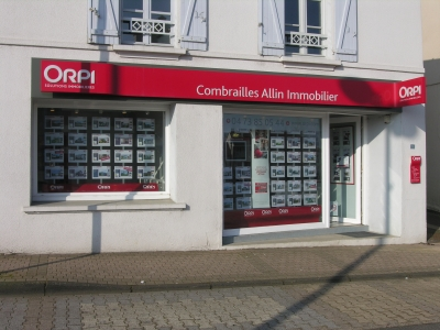 ORPI COMBRAILLES ALLIN IMMOBILIER