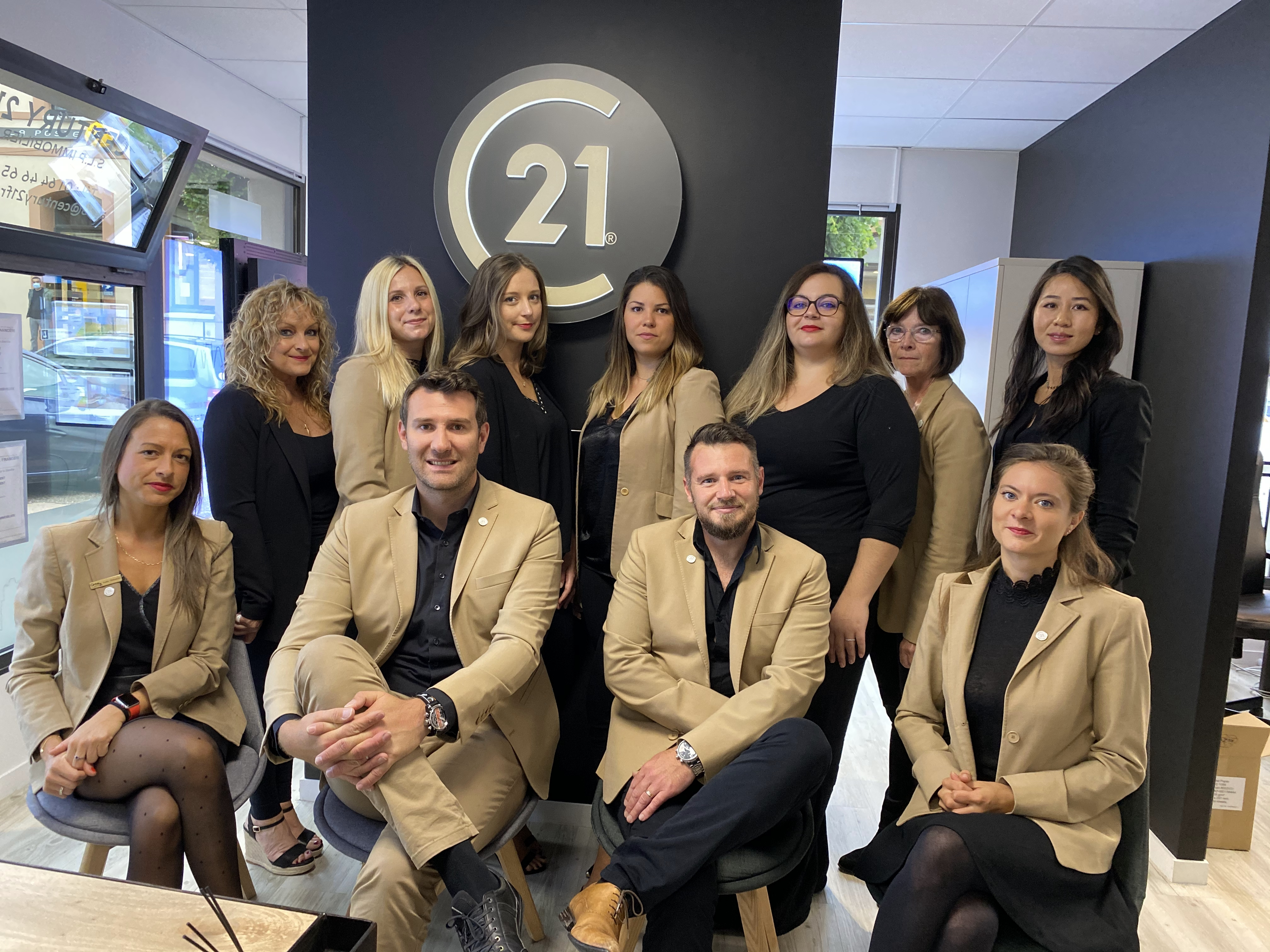 CENTURY 21 SLP Immobilier - Agence de GIF SUR YVETTE