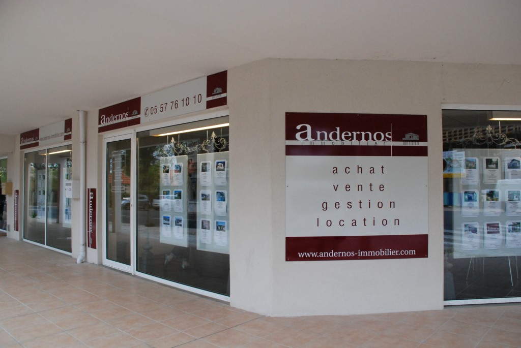ANDERNOS IMMOBILIER