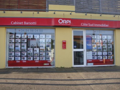ORPI COTE SUD IMMOBILIER