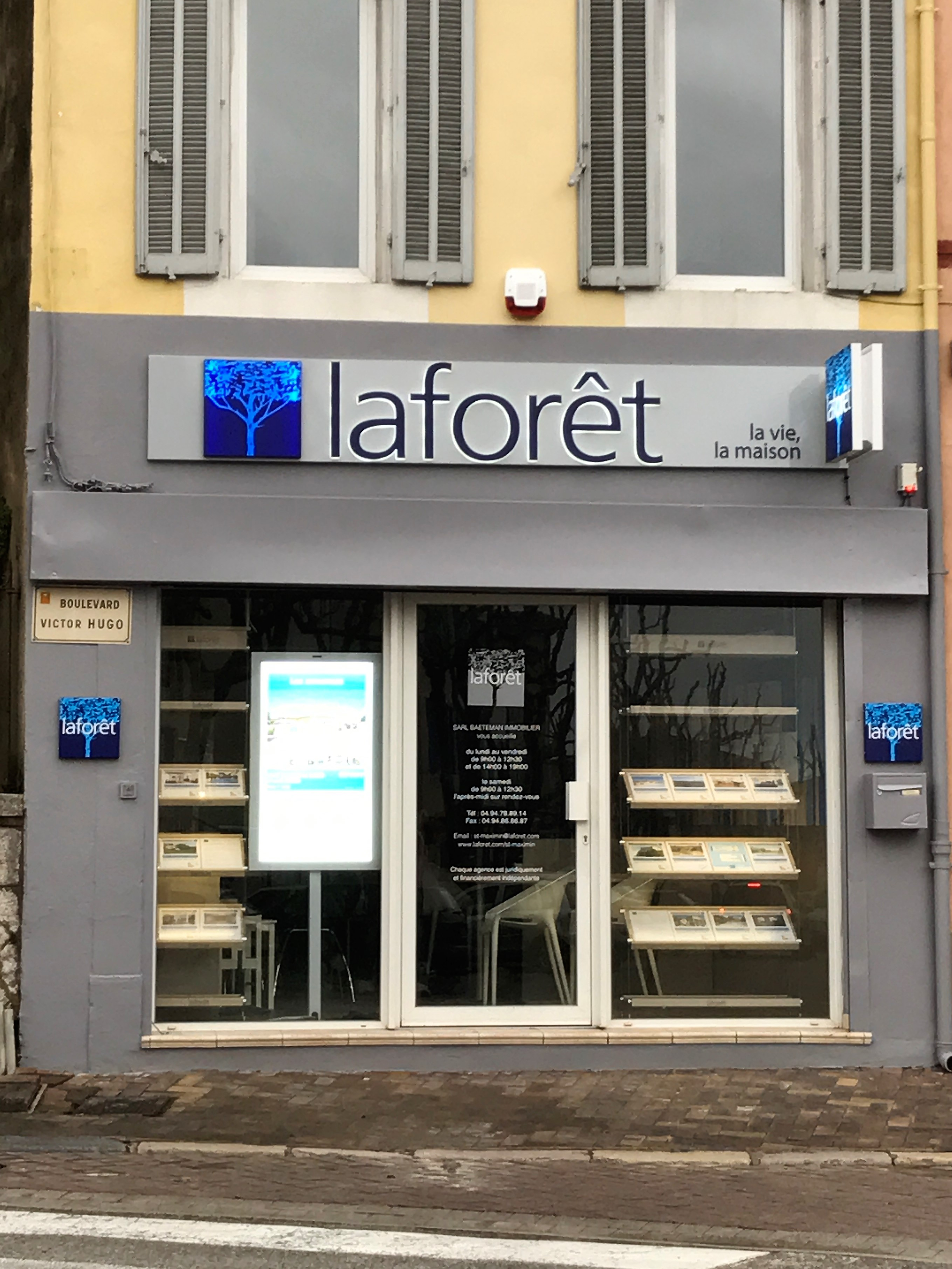 AGENCE LAFORET BAETEMAN IMMOBILIER