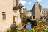 Quimper, préfecture du Finistère, abrite en son coeur historique de beaux immeubles anciens.